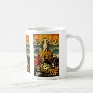 La transfiguración de Cristo por DES Unive de Meis Taza De Café