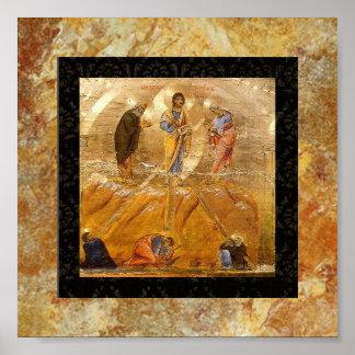 """""""La transfiguración """" Poster"""