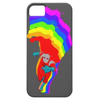 La transformación colorida del Hormiga-Man Funda Para iPhone SE/5/5s