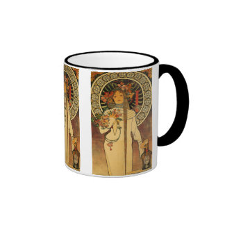 La Trappistine Ringer Mug