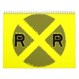 La travesía de ferrocarril firma el calendario