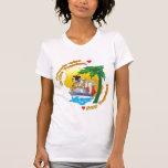 La travesía junta y permanece junta camisetas