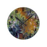 La trayectoria a través de los iris de Claude Reloj Redondo Mediano