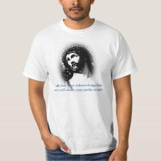 La trayectoria de la camisa de Cristo
