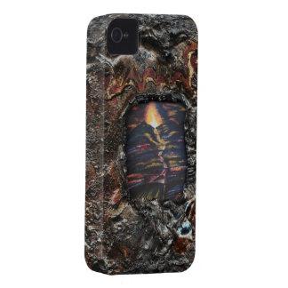 La trayectoria de la vida quemada ofrecimiento iPhone 4 cárcasas