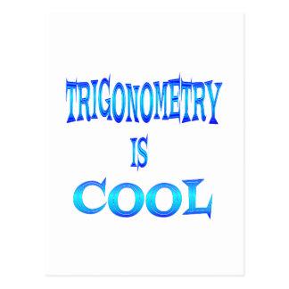 La trigonometría es fresca postal