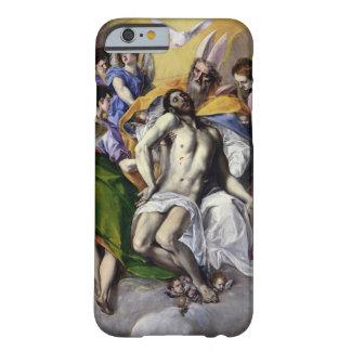 La trinidad, 1577-79 (aceite en lona) funda para iPhone 6 barely there