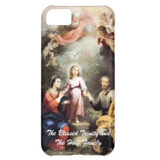 La trinidad bendecida y la familia santa