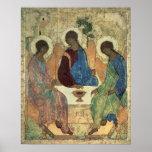 La trinidad santa, 1420s impresiones