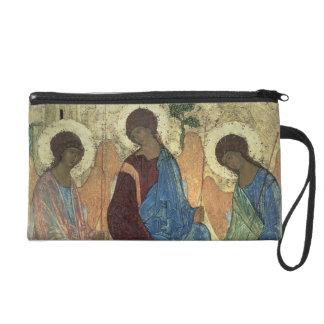 La trinidad santa, 1420s (tempera en el panel)