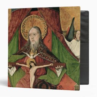 "La trinidad santa del Altarpiece de Mosol Carpeta 1 1/2"""