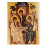 La trinidad santa postales