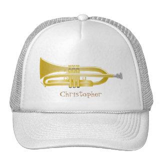 La trompeta apenas añade nombre gorro
