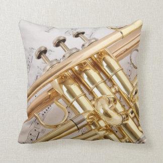 La trompeta cojines