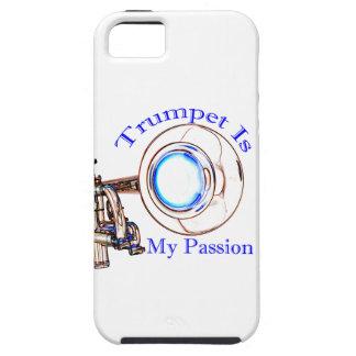 La trompeta es mis cubiertas de Smartphone de la iPhone 5 Fundas