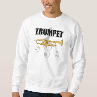 La trompeta observa la camiseta