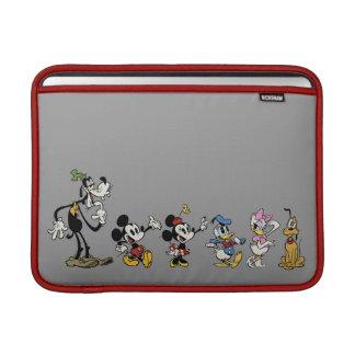 La tubería pone en cortocircuito el | Mickey y Funda Para Macbook Air
