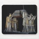 La tumba de Cristóbal Colón Tapetes De Ratón