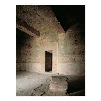 La tumba de Khnumhotep III Postales