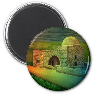 La tumba de Raquel por el rafi talby Imán Redondo 5 Cm