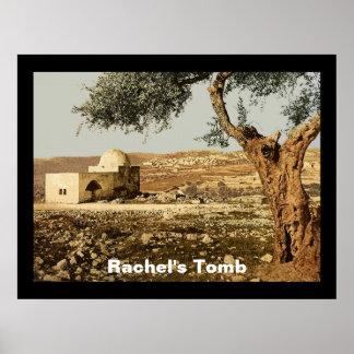 La tumba de Raquel Póster