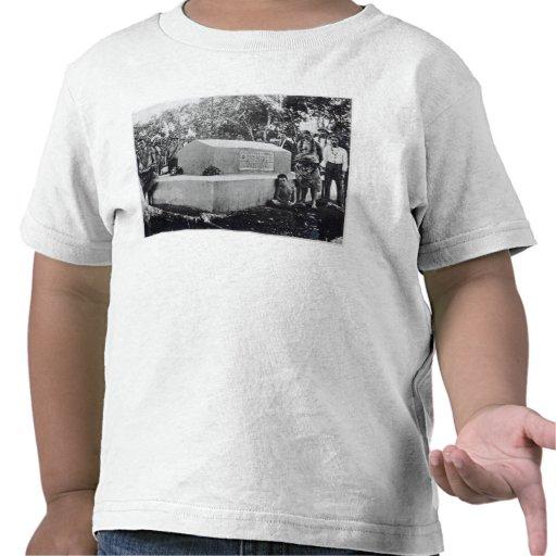 La tumba de Tusitala Camiseta