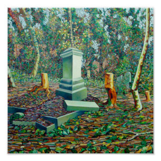 La tumba matada póster