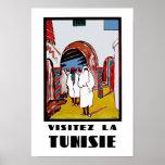 La Tunisie de Visitez Posters
