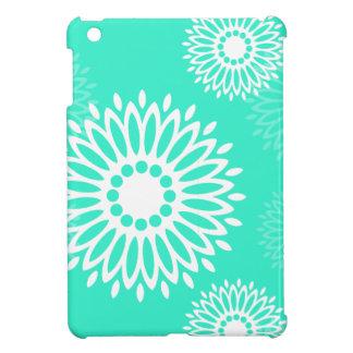 La turquesa del verano florece la mini caja del iP