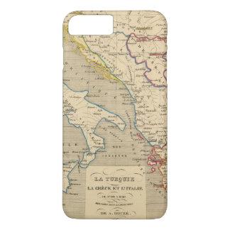 La Turquie, la Grece et l'Italie de 1700 a 1840 iPhone 7 Plus Case