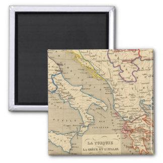 La Turquie, la Grece et l'Italie de 1700 a 1840 Magnet