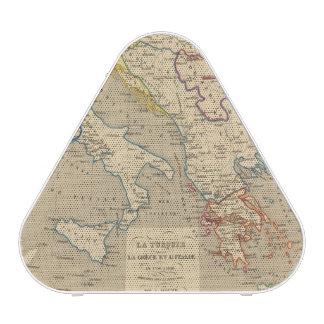 La Turquie, la Grece y l'Italie de 1700 un 1840 Altavoz