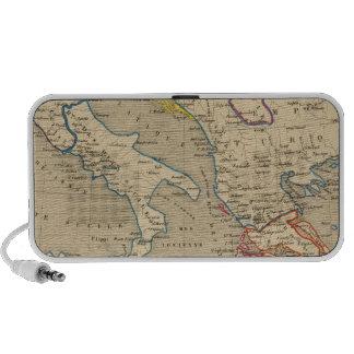 La Turquie, la Grece y l'Italie de 1700 un 1840 Altavoz De Viaje