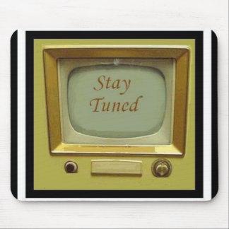 ¡La TV me modifica para requisitos particulares!! Tapete De Ratón