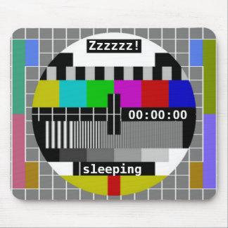 La TV prueba cierre de la tarjeta Tapetes De Raton