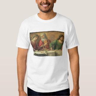 La última cena, 1480 (fresco) (detalle de 61997) 2 poleras