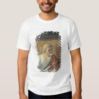 La última cena, 1480 (fresco) (detalle de 61997) playeras