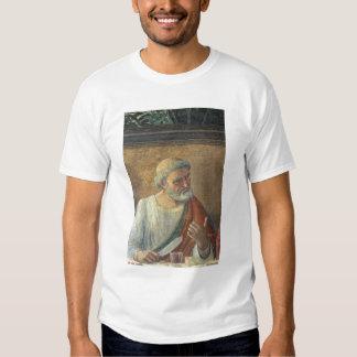 La última cena, 1480 (fresco) (detalle de 61997) remeras