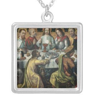 La última cena 1482 colgantes