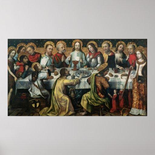 La última cena, 1482 impresiones