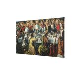 La última cena, 1482 impresiones de lienzo