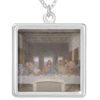 La última cena 1495-1498 collar personalizado