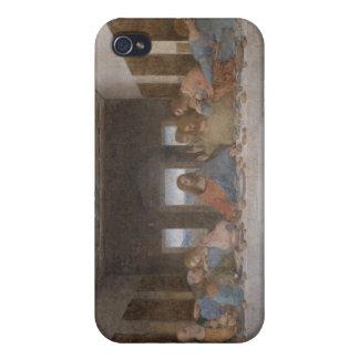 La última cena (1495-1498) iPhone 4 carcasa