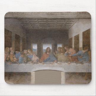La última cena (1495-1498) tapete de raton