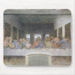 La última cena, 1495-97 2 tapete de raton