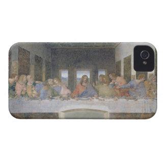 La última cena, 1495-97 (fresco) funda para iPhone 4