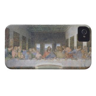 La última cena, 1495-97 (fresco) funda para iPhone 4 de Case-Mate