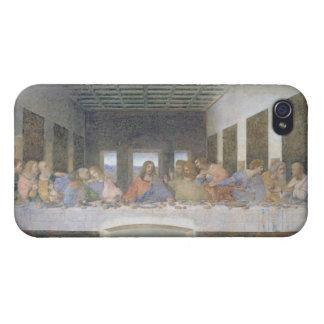 La última cena, 1495-97 (fresco) iPhone 4/4S carcasas