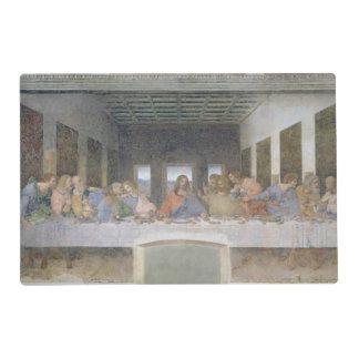 La última cena, 1495-97 (fresco) tapete individual