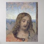 La última cena, 1495-97 póster